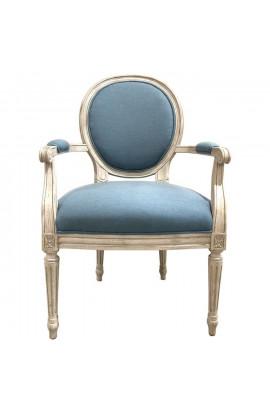Ghế Blue Armchair