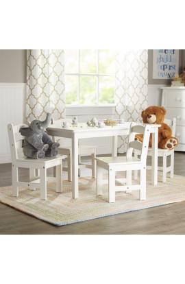 Bộ bàn và ghế gỗ