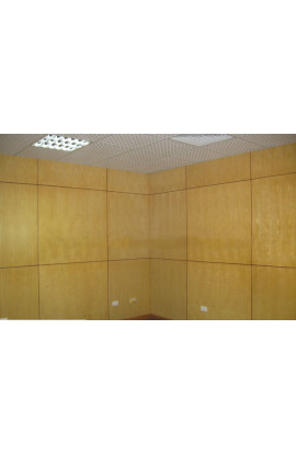 Vách gỗ ốp tường VOT04