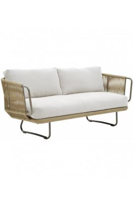 Sofa Ngoài Trời Đan Dây Dù