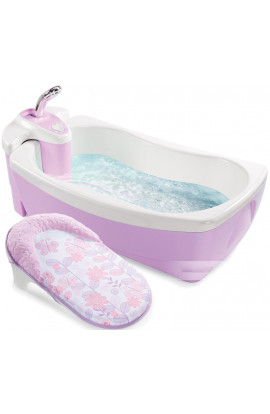 Chậu tắm spa cho bé